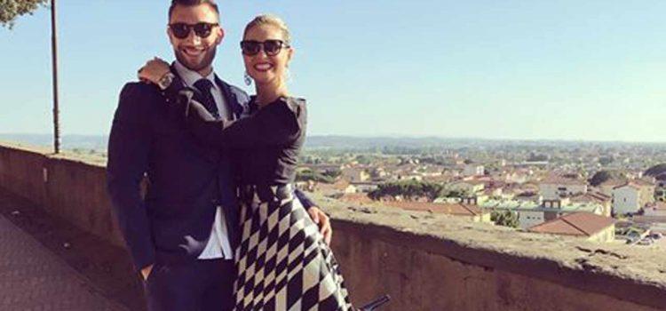 Edoardo e Chiara, il cuore grande del calcio