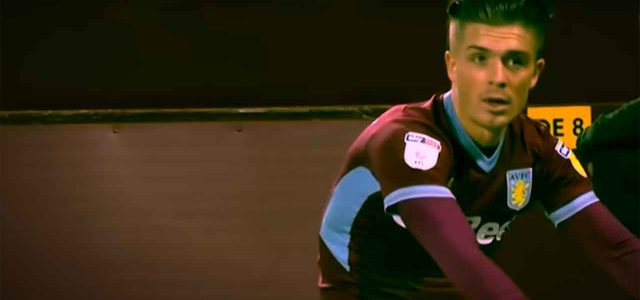 Jack Grealish non porta molta fortuna all'Aston Villa