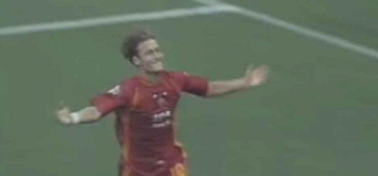 Quel Roma-Borussia Moenchengladbach che cambiò la storia di Francesco Totti