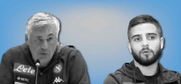 Cosa è successo tra Ancelotti e Insigne