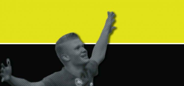 La clausola di Haaland nel contratto con il Borussia Dortmund