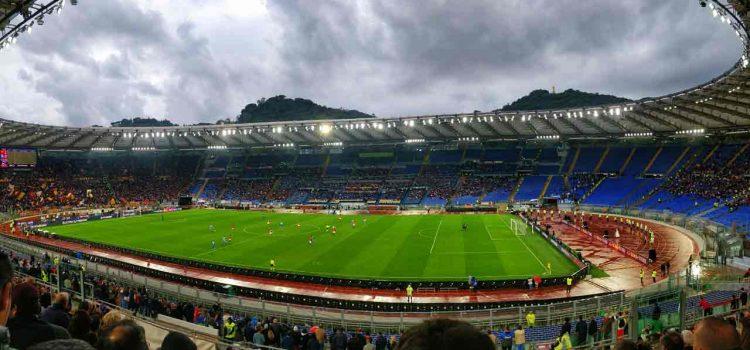 Perché Lazio e Roma giocheranno entrambe in casa in questo turno?
