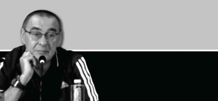 Le parole di Maurizio Sarri dopo Milan-Juve