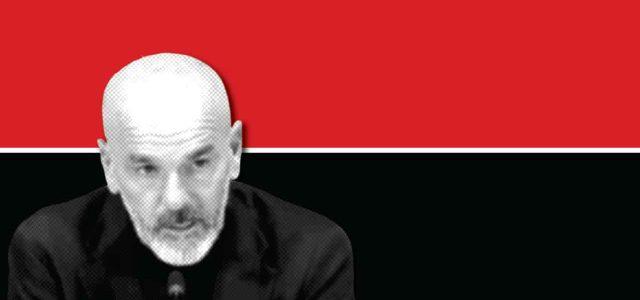 Le parole di Stefano Pioli alla fine di Milan-Juve