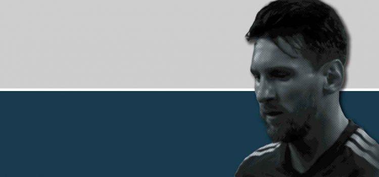 La festa triste di Leo Messi