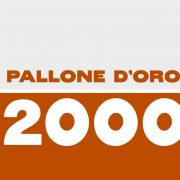 La meravigliosa classifica del Pallone d'Oro 2000