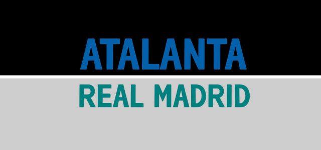 La formazione che il Real Madrid sarà costretto a schierare con l'Atalanta