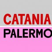 Le formazioni dell'ultimo Catania-Palermo in Serie A